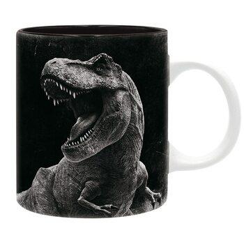 Csésze Jurassic Park - Logo