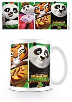 Kung Fu Panda 3 - Characters bögre