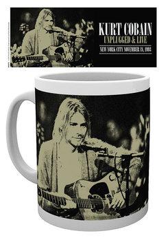 Kurt Cobain - Unplugged bögre