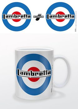 Lambretta - Target bögre