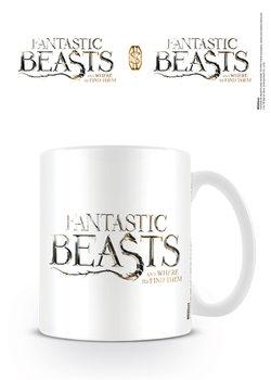 Legendás állatok és megfigyelésük - Logo bögre