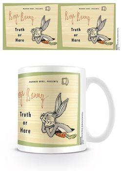 Looney Tunes - Bugs Bunny - Truth or Hare bögre