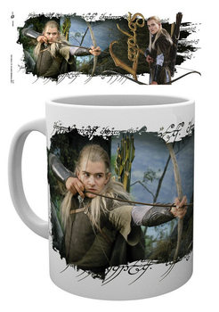 Lord of the Rings - Legolas bögre