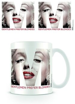 Marilyn Monroe - Face bögre