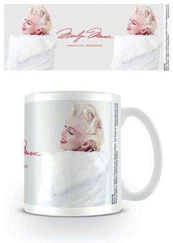 Marilyn Monroe - White Fur bögre