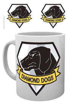 Metal Gear Solid - Diamond Dogs bögre