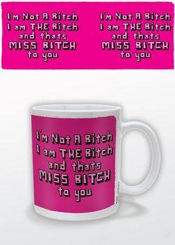 Miss Bitch bögre