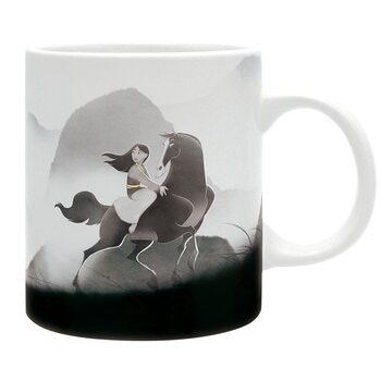 Mulan - Fresco bögre