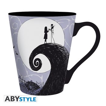 Nightmare Before Christmas - Jack & Sally bögre