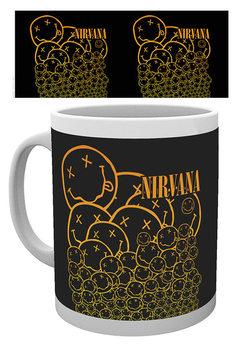Nirvana - Flower bögre