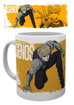 One Punch Man - Genos bögre