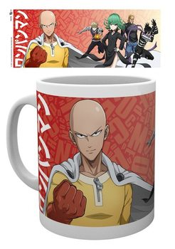 One Punch Man - Group bögre