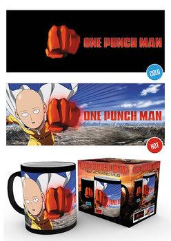 One Punch Man - Saitama bögre
