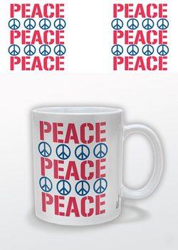 Peace (Béke) bögre