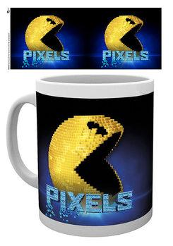Pixel - Pacman bögre