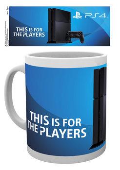 Playstation - Console bögre