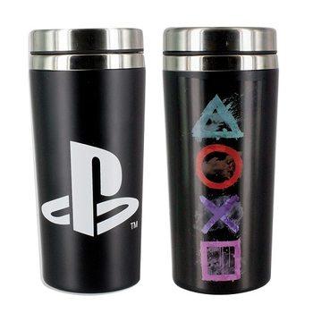 Playstation - Logo bögre