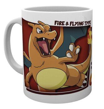 Csésze Pokemon - Charizard Type