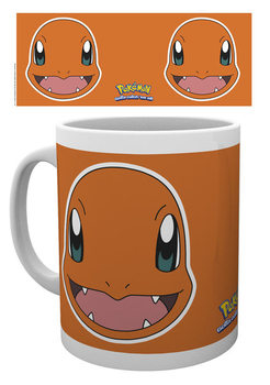 Pokémon - Charmander Face bögre