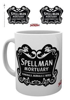 Sabrina - Spellman Mortuary bögre