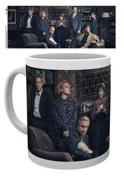 Sherlock - Cast bögre