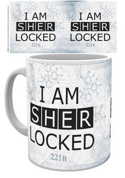 Sherlock - Sherlocked bögre