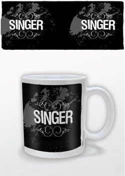 Singer bögre