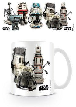 Solo A Star Wars Story - Droids bögre