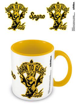 Csésze Spyro - Born To Glide