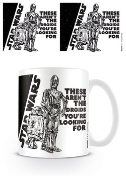 Star Wars - Droids bögre