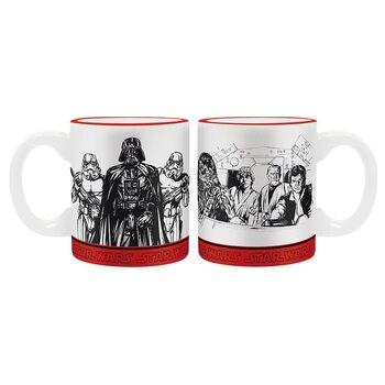 Csésze Star Wars - Empire vs Rebels