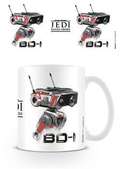 Star Wars: Jedi Fallen Order - BD-1 bögre