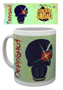 Suicide Squad – Öngyilkos osztag  - Deadshot Skull bögre