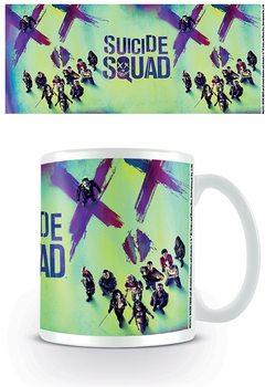 Suicide Squad - Öngyilkos osztag  - Face bögre
