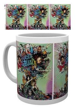 Suicide Squad - Öngyilkos osztag  - One Sheet bögre
