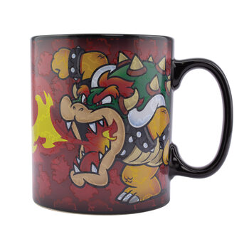 Csésze Super Mario - Bowser