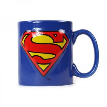Superman - Logo bögre