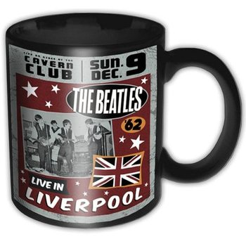 The Beatles – Live In Liverpool bögre