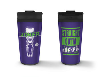 The Joker - Straight Outta Arkham bögre
