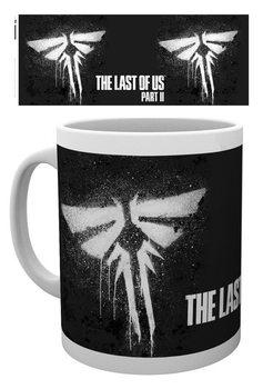 The Last Of Us 2 - Fire Fly bögre
