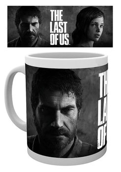 The Last of Us - Black And White bögre