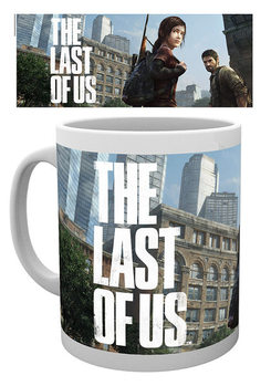 The Last of Us - Ellie and Joel bögre