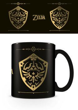 The Legend Of Zelda - Hylian Shield bögre