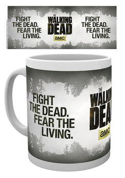 The Walking Dead - Fight the dead bögre