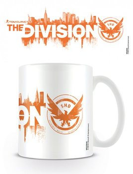 Tom Clancy's: The Division - SHD Cityscape bögre