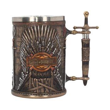 Trónok Harca (Game Of Thrones) - Iron Throne bögre