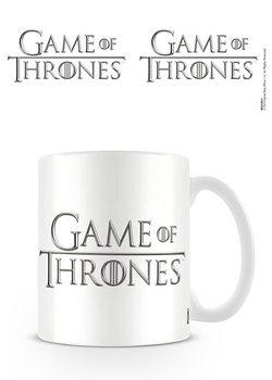 Trónok harca - Game of Thrones - Logo bögre