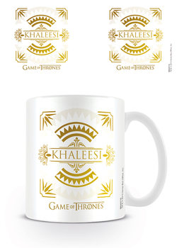 Trónok Harca - Khaleesi bögre