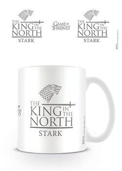 Trónok Harca - King in the North bögre