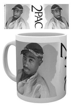 Tupac - Smoke bögre